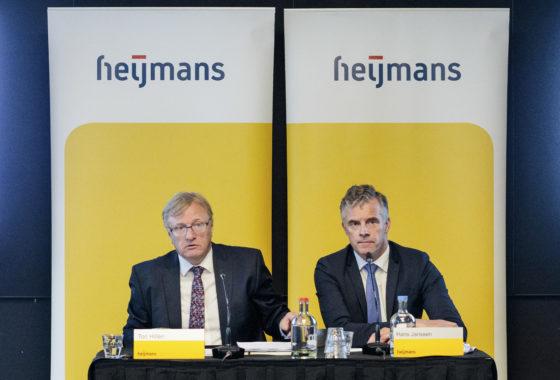 Heijmans wil gewoon door met Zuidasdok: 'Mits de kosten worden gedekt'