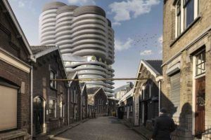 KAW wil Oude stadssilo's inzetten voor opslag duurzame energie