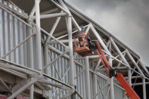 'Gemeente Alkmaar controleerde AZ-stadion nooit op constructieve veiligheid'