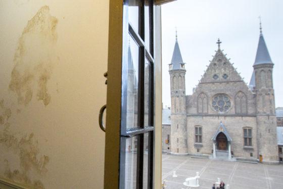 Wie stapt in de renovatie Binnenhof?