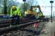 Kabinet: Dertig statushouders krijgen baan in spoorsector, ook bij BAM en Strukton