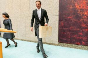 Prinsjesdag | Investeringsfonds geen oude sok voor 'leuke dingen', wel voor infra en klimaat