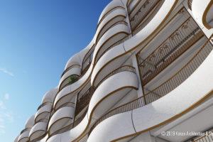 In Den Helder wordt de betonprinttechniek eindelijk volwassen