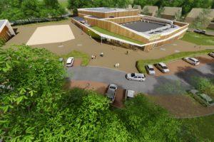 Voorthuizen krijgt nieuw dorpshuis met sporthal