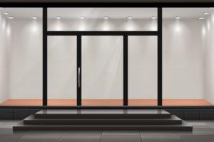 Moderne uitstraling met zwart hang- en sluitwerk