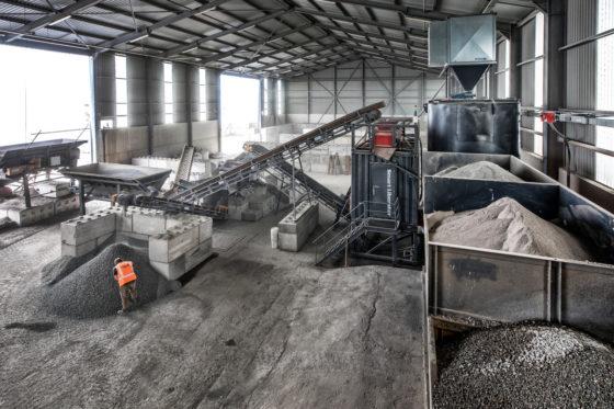 Oogsten in plaats van slopen: urban mining