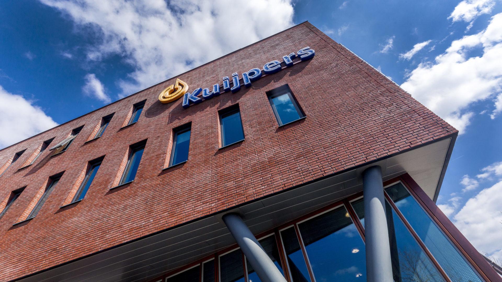 Kuijpers ziet ondanks corona omzet en winst flink groeien - Cobouw.nl